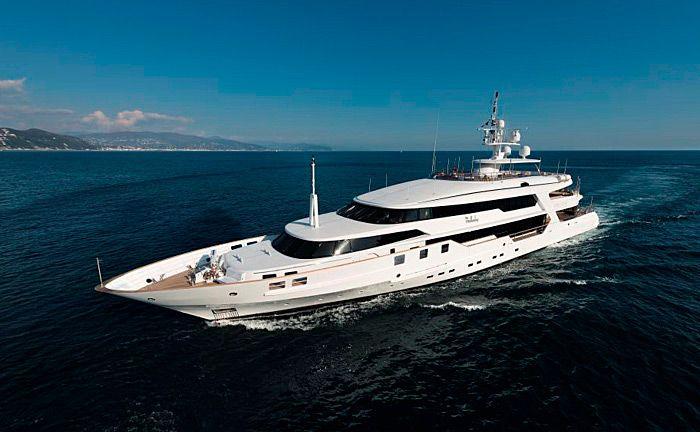 Erfreuen sich wachsender Beliebtheit: Yachten mit einer Länge ab 55 Metern|© Engel & Völkers Yachting