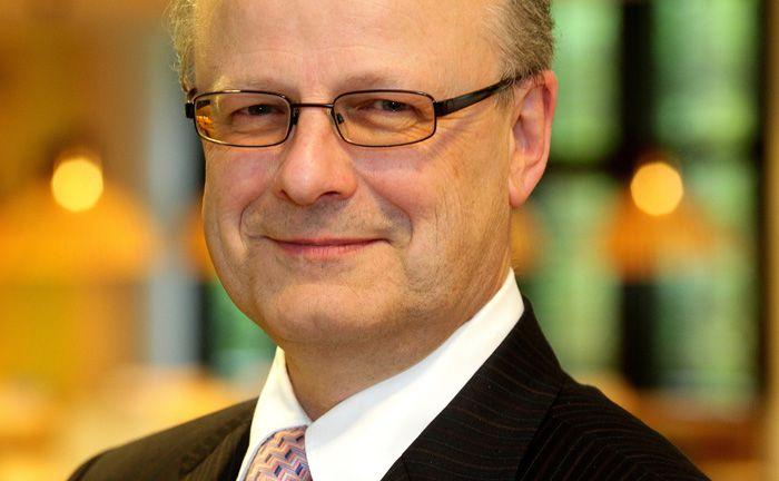 Leitet das Institut für Vermögensverwaltung an der Hochschule Aschaffenburg: Hartwig Webersinke
