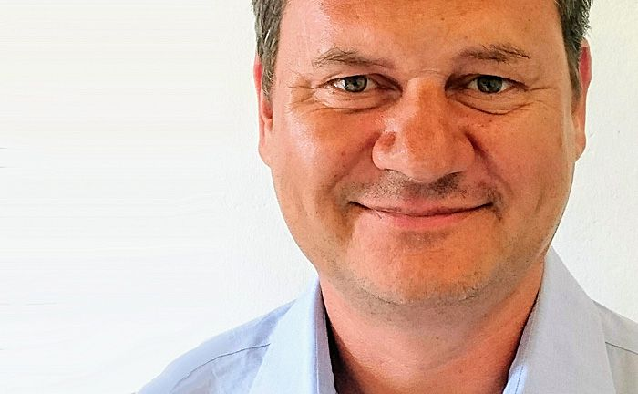 Vorher Credit Suisse, ab sofort leitet er die Digitalisierungsstrategie bei Avaloq: Stefan Benz