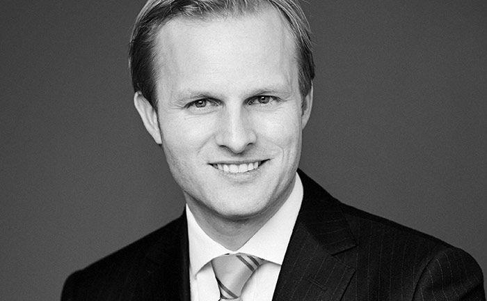 Rückt in den Gesellschafterkreis des Kontora Family Office auf: Dr. Patrick Maurenbrecher