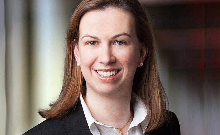 Ist seit 2005 bei HSBC Inka: Sabine Sander