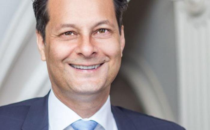 Hat mit der Vermögensverwaltung Key Consult Vermögenstreuhand den Schritt in die Selbstständigkeit gewagt: Marcus Tiebel