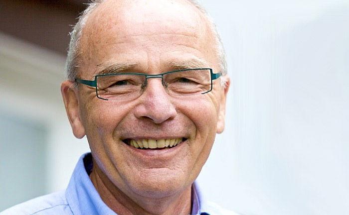 Hat gemeinsam mit Kollegen und Nachhaltigkeitsexperten die neuen Kriterien erarbeitet: Ulrich Deissner, Vorstandsvorsitzender der Bürgerstiftung Braunschweig
