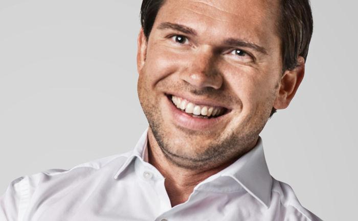 Ist Mitgründer und Geschäftsführer von Investify: Sebastian Hasenhack