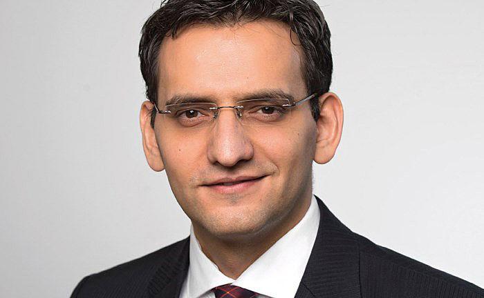 Ist bei der Deutschen Bank für Kapital- und Finanzmarktanalyse zuständig: Orcun Kaya