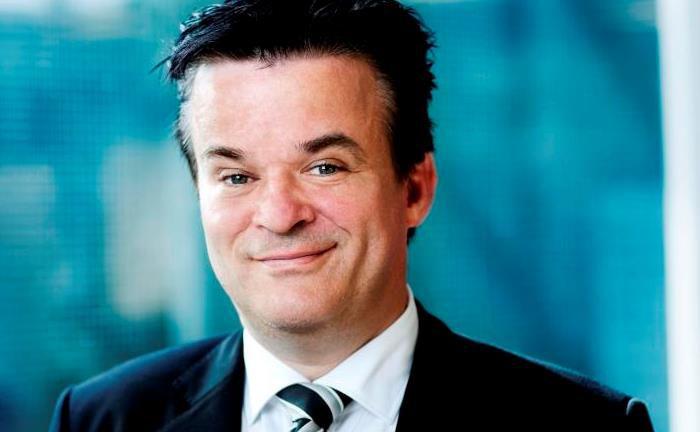 Ivan Larsen, leitender Portfoliomanager bei Danske Invest