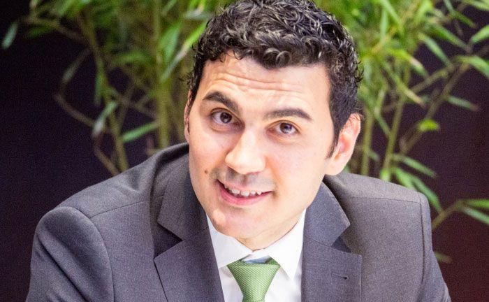 Sieht in der steigenden Inflation, mehr Chancen als Risiken für Rohstoffinvestoren: Kemal Bagci, ETC-Experte von BNP Paribas|© Christian Scholtysik, Patrick Hipp