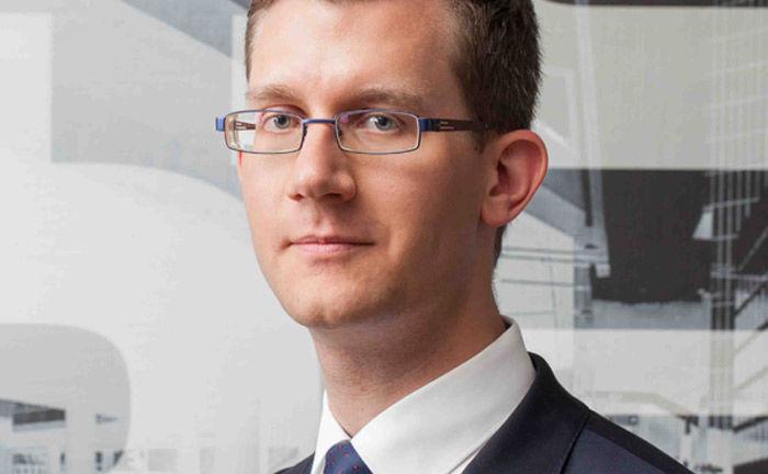 Pascal Fischbach vom Vermögensverwalter Altrafin: Seine Analyse zeigt die Eigendynamik des ETF-Erfolgs, auch die Schattenseiten.|© Giorgio von Arb