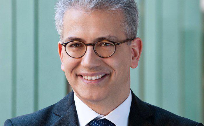 Hessen Wirtschaftsminister Tarek Al-Wazir: Appelliert an alle Gründer, die Möglichkeiten der Start-up-Förderung des Landes zu nutzen.