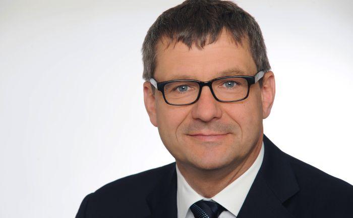 Volker Kurr: Der neue Chef Institutionelle Kunden Europa war zuvor für den deutschen, österreichischen und Schweizer Markt zuständig. |© LGIM