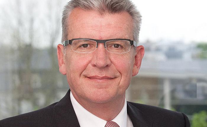 Bernd Reber: Der Gründungsgesellschafter von Doric soll bei Vestinas seine Erfahrung in Risikomanagement und Fondsverwaltung einbringen.
