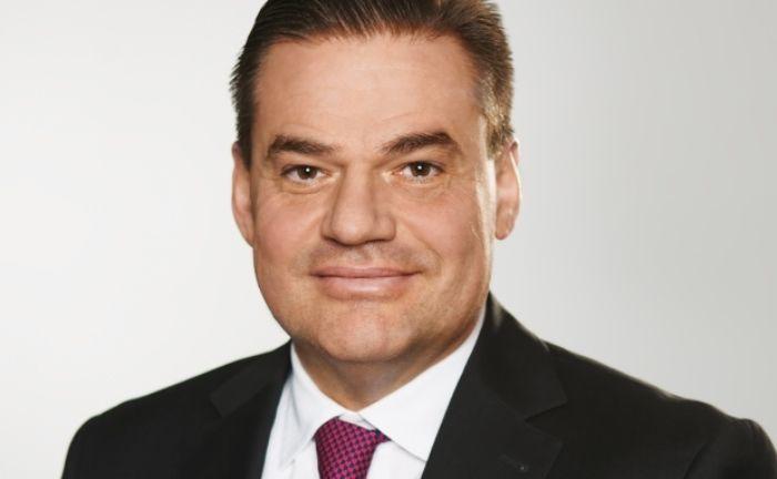 """Tobias Pross, Leiter EMEA bei Allianz GI: """"Research ist ein elementarer Teil unseres Anspruchs als aktiver Manager""""."""