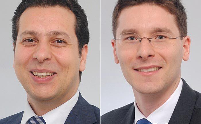 Achim Motamedi und Lukas Götz: Managen TAO Alternatives jetzt für die Luxemburger Gesellschaft LRI.|© LRI