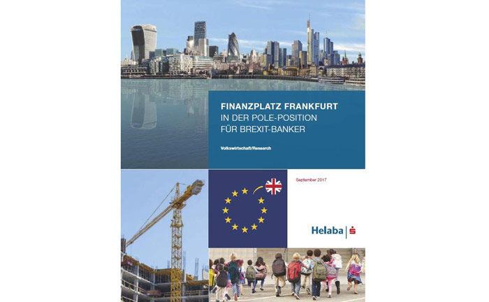 Einige Banken planen bereits (Teil-)Umzüge aufgrund des nahenden Brexits: Eine Übersicht der Helaba über die Ankündigungen der Banken zeigt, dass vor allem Frankfurt Profiteur sein dürfte.|© Helaba Research