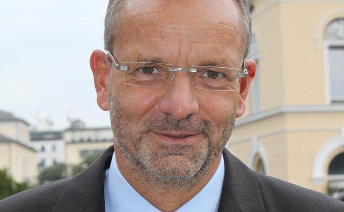 Klaus Gebhardt, Bereichsleiter Privat- und Geschäftskunden von der Nord/LB: Er steht künftig dem zusammengelegten Private Banking von Nord/LB und Bremer Landesbank vor.