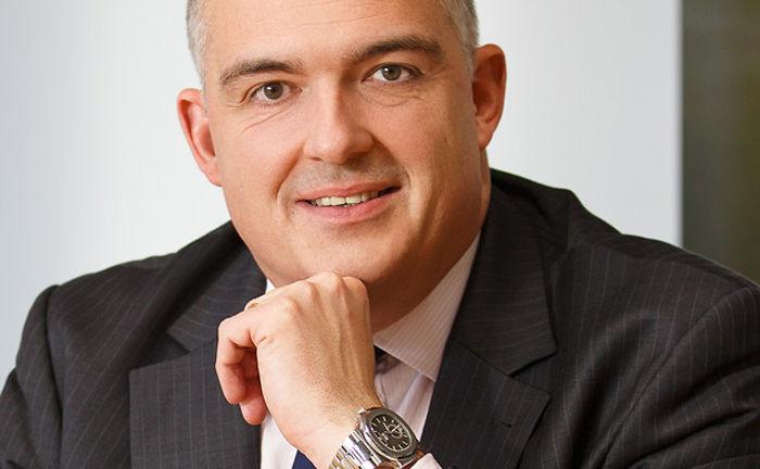 Oliver Berger von State Street entwickelt mit seinem Team noch dieses Jahr ein neues Benchmark-Instrument für Vermögensinhaber.