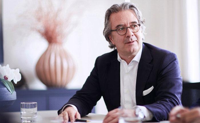 Family-Office-Pionier Jens Spudy: Seine Unternehmensgruppe tritt künftig unter neuer Marke auf.