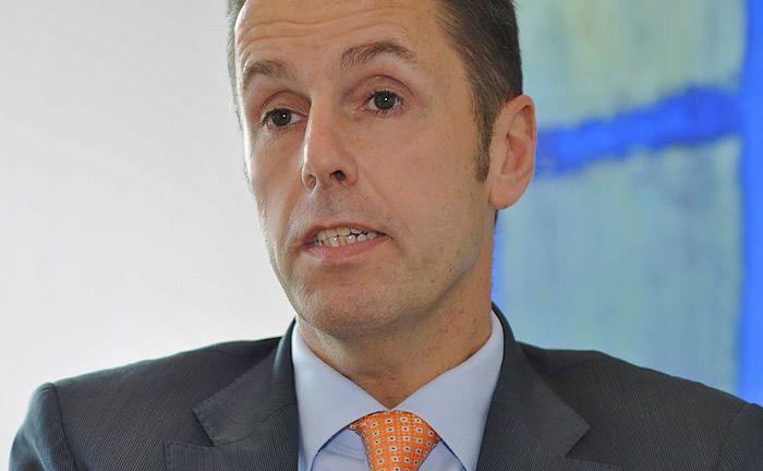 Hans Joachim Reinke ist Vorstandsvorsitzender von Union Investment. Die Fondsgesellschaft hat angekündigt, die Kosten für externes Research künftig doch auf die eigene Rechnung zu nehmen.