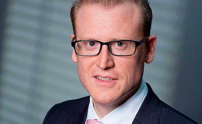 Dierk Wilhelmsmeyer, operativer Leiter der DAB BNP Paribas: Sein Haus will in den kommenden Monaten weiter in den Ausbau unseres digitalen Angebots investieren.