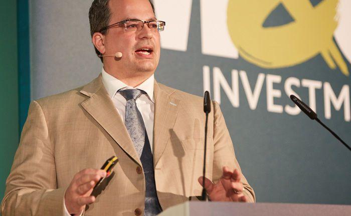 Sucht nun nach globalen Megatrends: M&G-Fondsmanager Jamie Horvat|© Piotr Banczerowski
