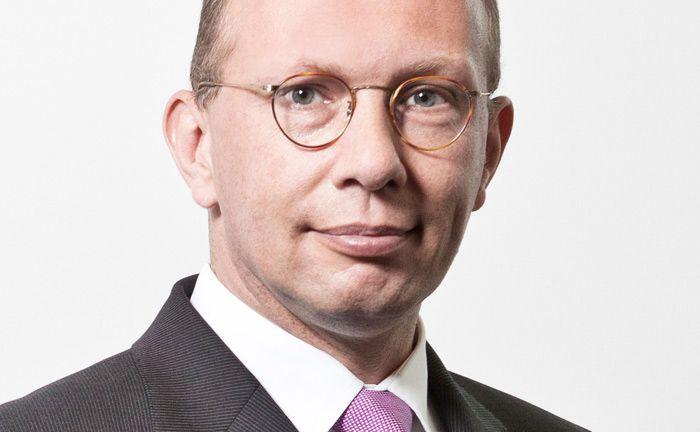 Managt zusammen mit Markus van de Weyer den globalen Aktienfonds Alpha Beta Aktien Global Plus: Carsten Vennemann, Geschäftsführer von Alpha Beta AM.