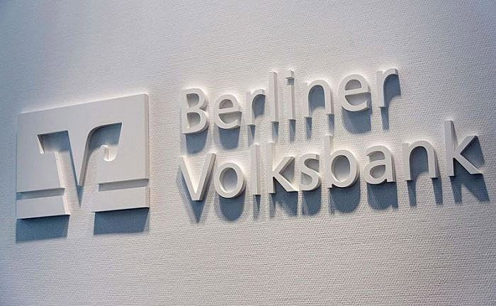 Logo der Berliner Volksbank: Das Institut hat Arno Hetzel zum Gruppenleiter Wertpapiermanager im Bereich Private Banking berufen. |© Berliner Volksbank
