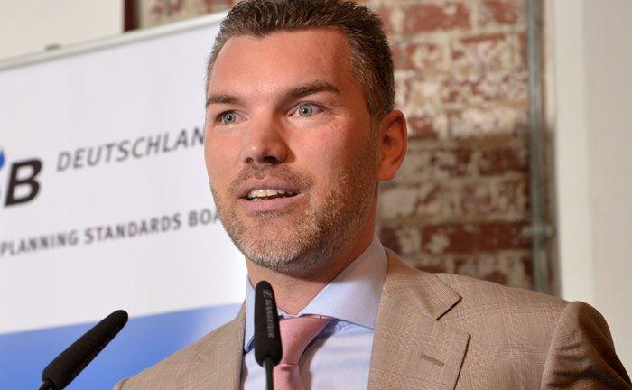 Marco Richter von Wealthpilot: Sein Unternehmen will Beratern helfen, ihren Beratungsprozess zu digitalisieren und dem Kunden ein Family Office light zu ermöglichen.