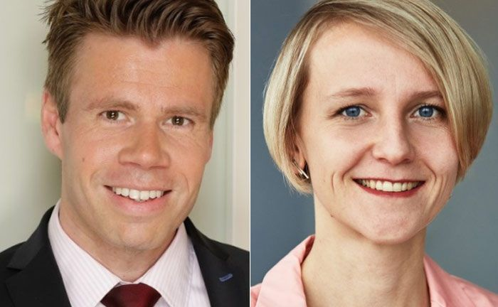 Dr. Kai Lehmann und Dr. Agnieszka Gehringer vom FvS Research Institute: Ihrer Untersuchung räumt mit dem schlechten Image von aktivem Fondsmanagement (teilweise) auf.|© Flossbach von Storch