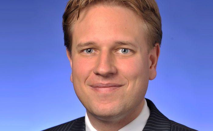 Bekommt direkt zum Start zwei neue Europa-Aktienfonds überantwortet: Matthias Born. seit Oktober 2017 als Fondsmanager bei der Berenberg Bank tätig.