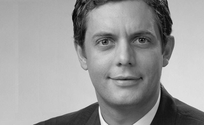 Daniel Anderheggen von der Deutschen Bank: Der 37-Jährige leitet künftig die Portfolioberatung im Private Banking in der Region West.|© Deutsche Bank