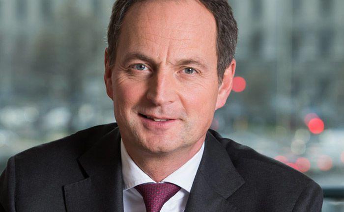 Matthias Schellenberg von Merck Finck Privatbankiers: Der Vorstandsvorsitzende ist überzeugt, die die richtige Struktur gefunden zu haben, um nah am Kunden zu sein.