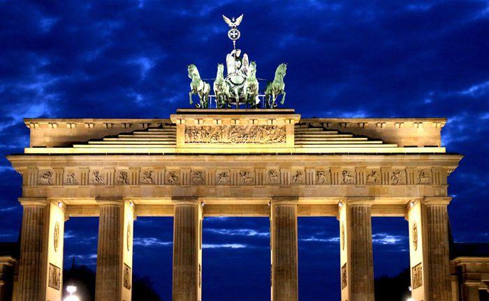 Brandenburger Tor in Berlin: Die deutsche Hauptstadt ist zurzeit der beliebteste Fintech-Standort. |© Pexels
