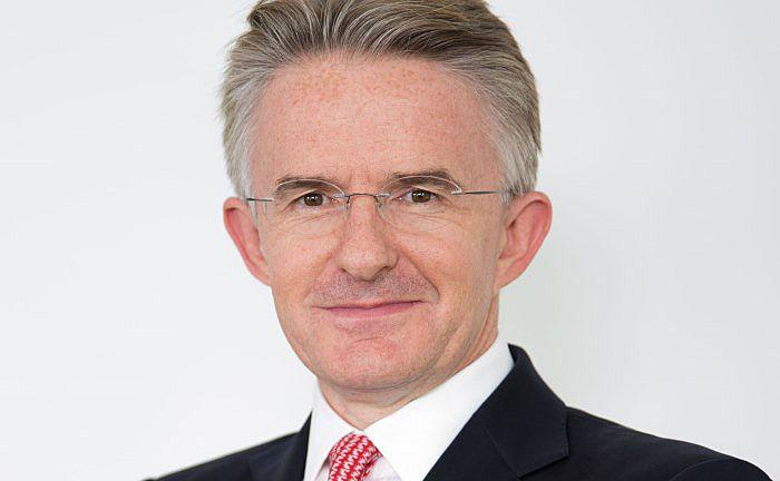 John Flint: Der künftige Vorstandschef ist seit 1989 bei der HSBC.|© HSBC