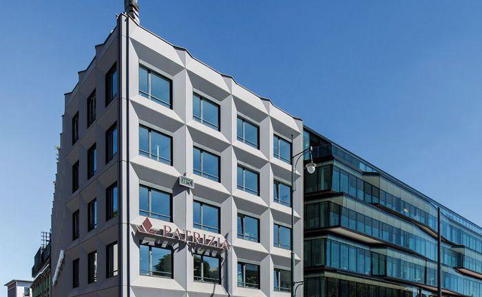 Bürohaus Patrizia Immobilien in Augsburg: Mit der Übernahme von Sparinvest Property Investors erweitert der Immobilien-Investmentmanager seine Produktpalette.|© Patrizia Immobilien