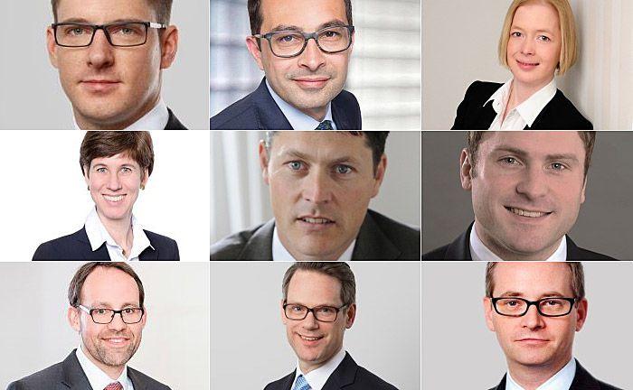 Konzentriertes Fachwissen: Die Autoren unserer Artikel-Serie.