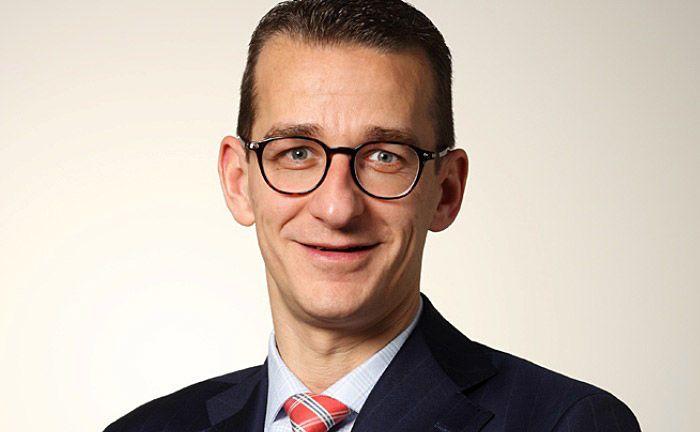 Wim van Hyfte: Der Belgier ist seit Ende 2016 Leiter nachhaltiges Investieren und Research bei Candriam. |© Candriam