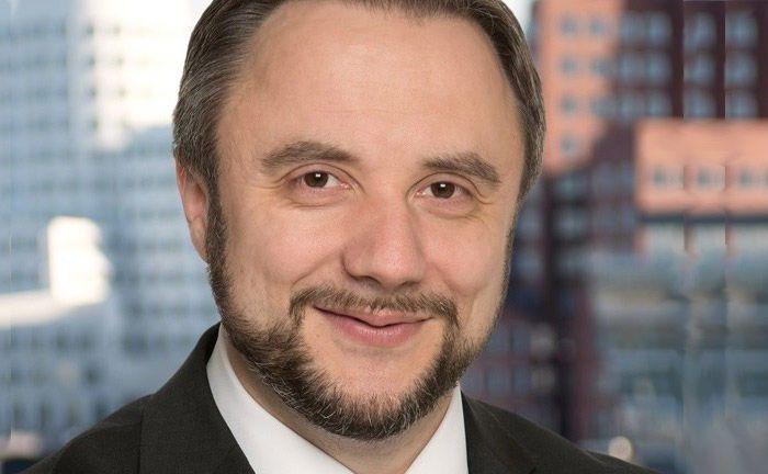 Ivan Mlinaric: Der neue Geschäftsführer war bislang Leiter der Abteilung Portfolio Management & Research.