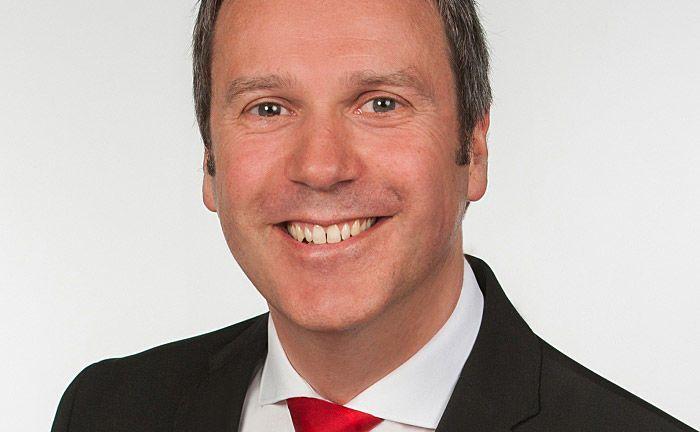 Holger Stöcker: Der 44-Jährige ist seit 1999 bei der Sparkasse Hameln, die mittlerweile mit der Sparkasse Weserbergland fusioniert ist. |© Sparkasse Hameln-Weserbergland