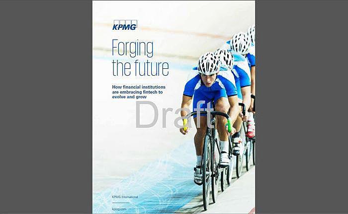 Die Studie der Beratungsgesellschaft KPMG: Mehr als 160 Finanzunternehmen aus 36 Ländern nahmen an der Befragung teil. |© KPMG