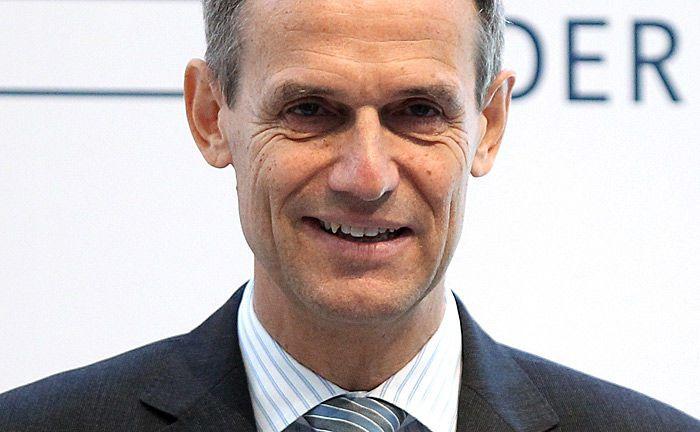 Michael Kemmer ist Hauptgeschäftsführer des Bundesverbands deutscher Banken. Er sieht die Notwendigkeit der Finanzmarktrichtlinie, kritisiert aber Umfang und Aufwand von Mifid II.