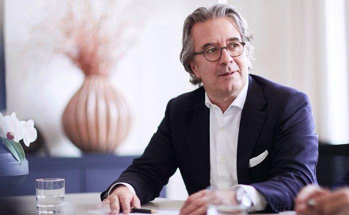 Family-Office-Pionier Jens Spudy: Seit 2013 bringt er Familienunternehmen mit den FDP-Chefs Christian Lindner und Wolfgang Kubicki einmal jährlich auf Sylt zusammen.