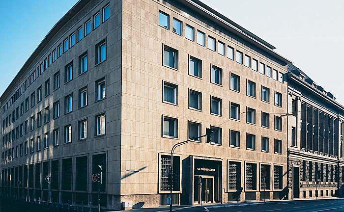 Stammsitz von Sal. Oppenheim in Köln: Der Standort soll künftig deutlich verkleinert werden. |© Sal. Oppenheim