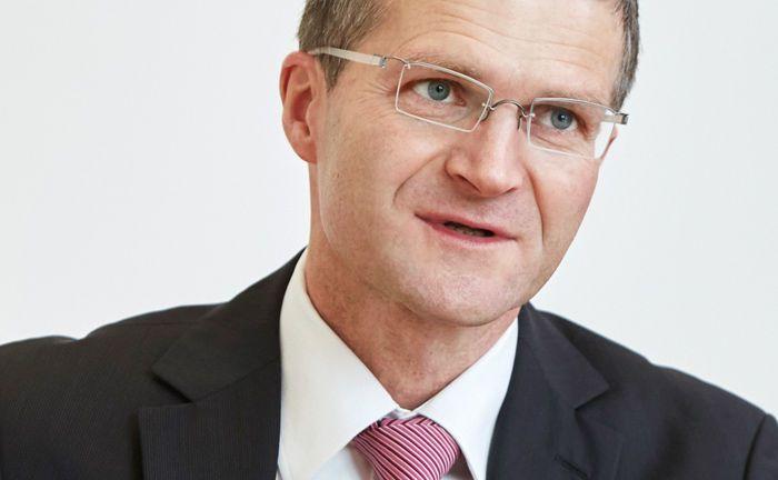 Burkhard Allgeier folgt auf den scheidenden Reinhard Pfingsten in der Funktion des Investmentchefs der Privatbank Hauck & Aufhäuser.|© Piotr Banczerowski