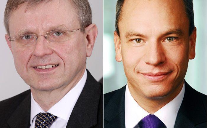 Wolfgang Kubatzki (l.) und Sven Janssen leiten die Geschicke der neuen Scope-Tochter.