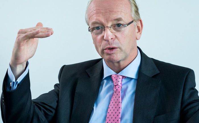 Frank Straatmann ist Geschäftsführer für private Mandanten bei Feri Trust.