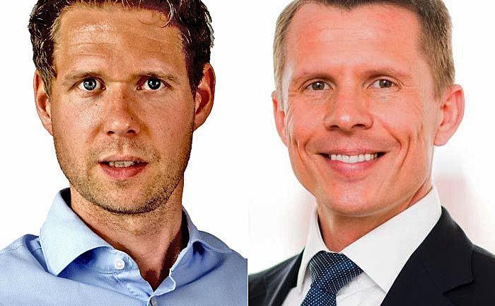 Philipp Mayerhofer (l.) und Andreas Bonschak: Die Gründer des Portals wollen das Leistungsangebot perspektivisch weiter ausbauen.