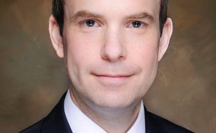 """Laurence Taylor, Global Equity Portfolio Spezialist bei T. Rowe Price: """"Inflation könnte langfristig niedrig bleiben""""."""