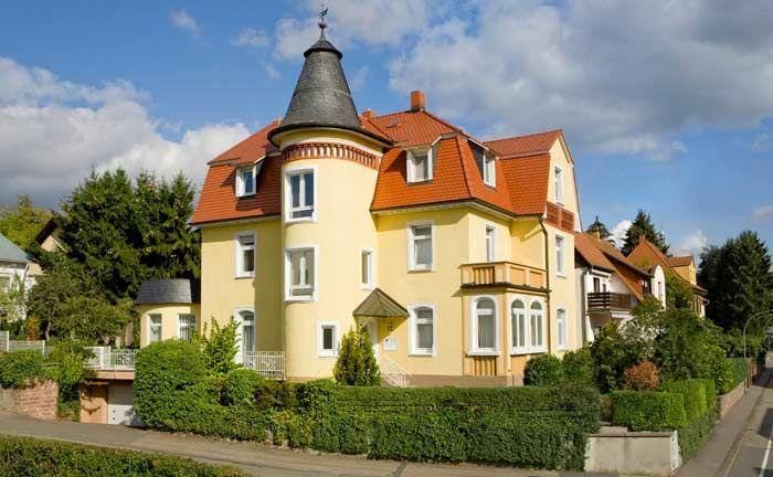 Sitz des Family Office Gartenstraße in der namensgebenden Gartenstraße in Wiesloch: Das der Volksbank Kraichgau zugehörige Family Office ist auf Personalsuche.