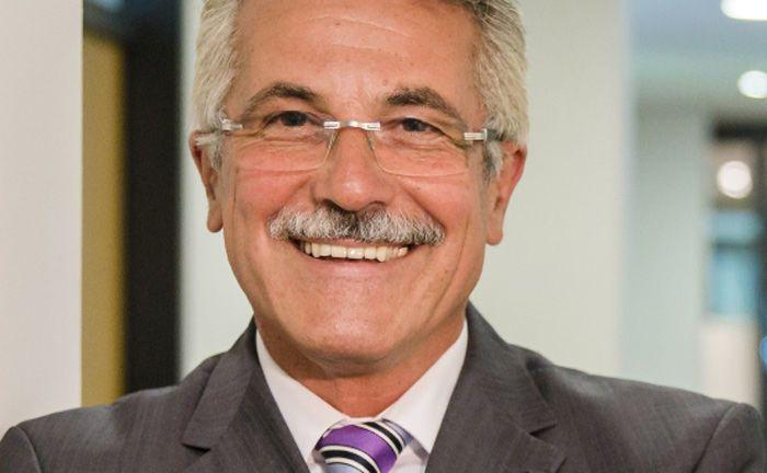 Rudolf Geyer ist Sprecher der Geschäftsführung von Ebase.|© Ebase