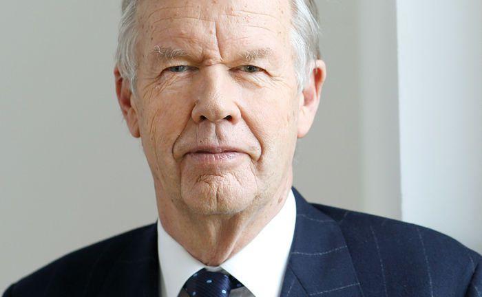 Gründer und Chef von DJE Kapital Jens Ehrhardt. Der Vermögensverwalter passt im Zuge der Investmentsteuerreform die Anlagerichtlinien diverser Fonds an.|© DJE Kapital